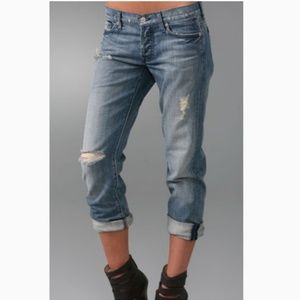 7 For All Mankind Ricky Boyfriend Jeans